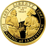 Jamestown Coin
